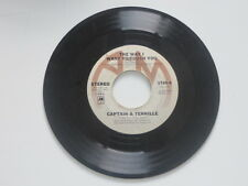 Captain & Tennille - THE WAY I WANT TO TOUCH YOU / BRODDY BOUNCE 1974 A&M 45 EP
