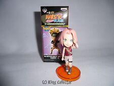 Figurine - Naruto Shippuden - WCF vol 1 - Sakura - Banpresto