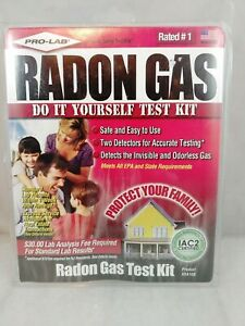 Pro-Lab  Radon Gas Test Kit, RA100 NEW FACTORY SEALED