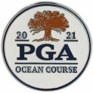 PGA Championship 2021 - Ball Marker White