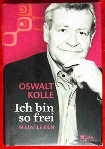 Buch Oswalt Kolle: Ich bin so frei (2008)