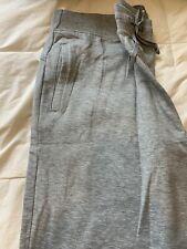 Grey Plus Sized Extra Soft Jogging Pants