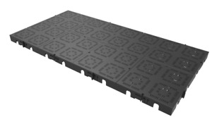 EasyPave 1 SQ/M Tray System (1, 3 & 5 SQ/M Packs) - SUDS Compliant- Raised Floor