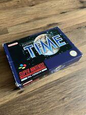 Illusion Of Time Gaia / Snes Super Nintendo
