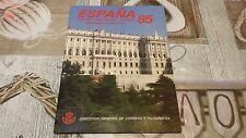 1985 CARPETA LIBRO OFICIAL DE CORREOS ESPAÑA COMPLETO ** ÚNICO EBAY ESPECIAL