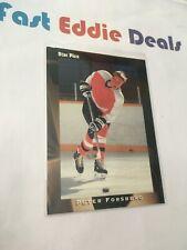 STAR PICS HOCKEY 1991 PETER FORSBERG ROOKIE CARD 35 RC PHILADELPHIA FLYERS NICE