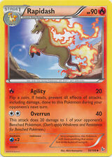 Rapidash Uncommon Pokemon Card XY2 Flashfire 15/106