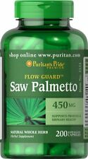 SAW PALMETTO GIANT 200x450MG-PROSTATE-URINARY-STOP HAIR LOSS