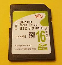 96554-3R10B 2015 2016 KIA CADENZA Navigation SD Card Map Data 16GB GPS OEM