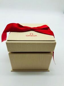 Genuine Omega Ladies Watch storage Box  For Seamaster & Speedmaster