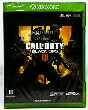 Call of Duty: Black Ops 4 - Xbox One - Brand New | Portuguese Cover