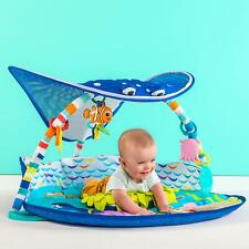 Baby Finding Nemo Underwater Mr. Ray Ocean Lights & Music Gym Play Mat
