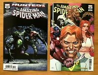 Amazing Spider-Man 20 Humberto Ramos Main Cover + Leinil Yu Connecting VAR NM