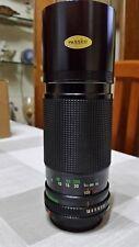 Canon FD 100/200 mm. f 1:5,6 zoom Ottime Condizioni x digitali (serve anello)