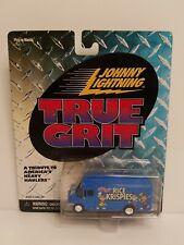 Rare Johnny Lightning True Grit Deliver Truck White Lightning Chase Rice Krispie