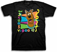 Scooby Doo Mens' Throwback T-Shirt