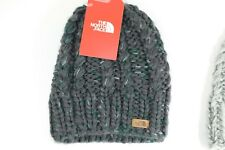 ec0931fd4342e The North Face Women s Chunky Knit Beanie One Size Blue Multi