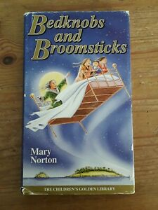 Bedknobs And Broomsticks Mary Norton The Childrens Golden Library 31 Daily Mail