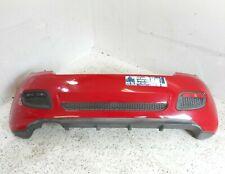 12-16 Fiat 500 Sport Rear Bumper Cover OEM VIN B 7th Digit