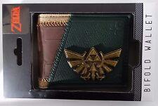 Legend of Zelda Twighlight Princess Nintendo Video Game Gift Box Bifold Wallet