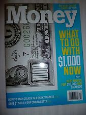 MONEY Magazine Oct 2015 BRAND NEW! Best $ Moves With $1,000+MORE! FREE SHIPPING!