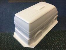 Parma Lunchbox  Reproduction Tamiya White ABS Hard body Kamtec £7.99