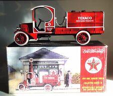 TEXACO  191 GMC TANKER TRUCK ERTL DIECAST #17