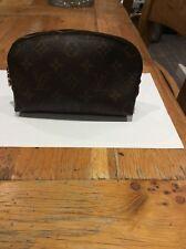 Auténtico Louis Vuitton bolso de maquillaje