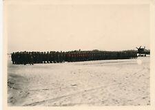 Foto, Soldaten auf dem Oels - Fliegerhorst. Olesnica. Polen (N)19621