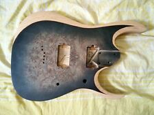 SALE! Ibanez RGDIX6PB-SKB Surreal Black Burst Iron Label Electric Guitar Body
