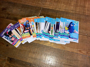 Sainsburys Disney Heroes On A Mission Individual Cards 2021