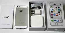New listing Apple iPhone 5s - 16Gb - Silver (Verizon) A1533 4G Lte (Cdma + Gsm)
