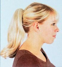 HAARTEIL -STELLA- KASTANIE- B-WARE - Spange Haare Perücke Solida Bel Hair
