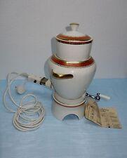 Aromator, Samowar, Kaffeemaschine - Neuerer Porzellan - Zustand wie neu