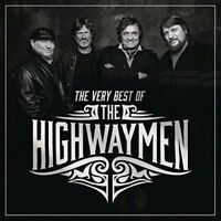 THE HIGHWAYMEN The Very Best Of CD NEW Johnny Cash Willie Nelson Waylon Jennings