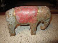 Vintage Tin/Metal Toy Elephant!!