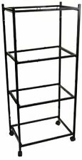"""4-Tiers Stand For 30'x18'x18"""" ;H Aviary Bird Flight Breeding Cages Bk"""