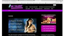 Own your own, webcam model, recruiting website For Sale, work at home, online,