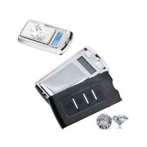 Minitaschen Digital Auto Art Key Skala Ultradünnes 100G / 0.01G Hohe Präzis J5A3