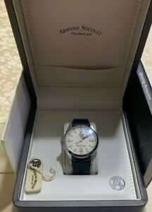 Armand Nicolet M02 Men's Automatic Watch 9640M Swiss Made