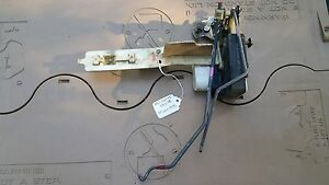 1997 Cadillac Deville - Door Lock Latch Assembly - Front Passenger - 1998 1999
