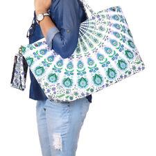 Shopper Bag Satchel Shoulder Tote Handbag Purse New Women Cotton Bags Shopping
