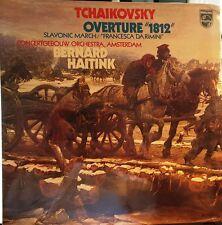 STILL SEALED Haitink Tchaikovsky Overture 1812 Philips 6880 039 Stereo LP