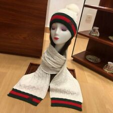 Gucci Beanie  And Scarf