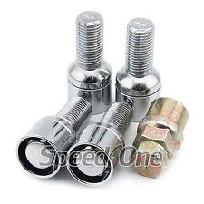 M14 1.5mm Steel Racing Tuner Wheel Lug Lock Nuts for Mercedes-Benz S-Class Viano