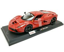 Maisto 2020 1:18 Special Edition Diecast Car - Red Ferrari LaFerrari VHTF NIB
