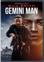 Gemini Man 2019 DVD New & Sealed FREE USPS FIRST CLASS SHIPPING
