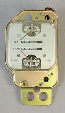 Vintage Ampex Reel-to-Reel Tape Recorder Stereo Vu Meter