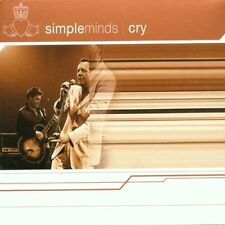 Simple Minds Cry (2002, #412186) [Maxi-CD]
