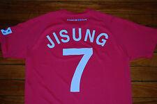 NEW #7 Jisung Ji Sung Park South Korea Soccer Team Jersey (Medium)